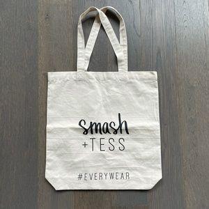FREE Smash + Tess Canvas Tote Bag